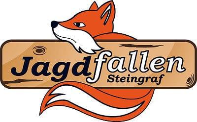 Jagdfallen Steingraf Logo