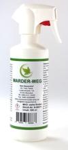 Marder weg 500 ml Fertiglösung Marderschreck Marderfrei - 1