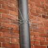 Timbertech Marderabwehrgürtel Marderschutz zur Schädlingsbekämpfung aus Eisen auch für den Boden als unüberwindbare Barriere Katzenabwehrgürtel -